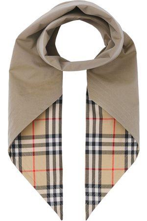 Burberry Vintage Check gabardine bandana