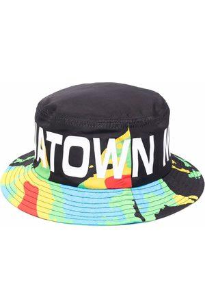 Chinatown Market Logo-print cotton hat