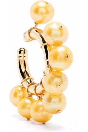éliou Maia bead-embellished ear cuff