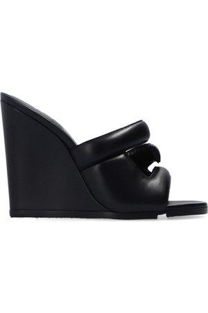 Givenchy Kvinna Mules - G wedge mules
