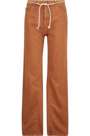 SEMICOUTURE Kvinna Boyfriend - Highwaist-Jeans