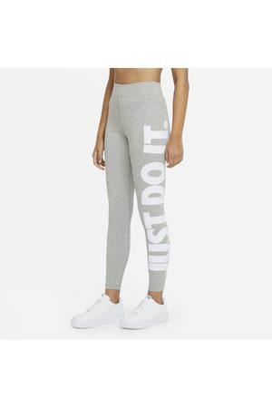 Nike Kvinna Träningstights - Leggings med hög midja Sportswear Essential för kvinnor