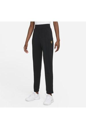 Nike Kvinna Stickade tröjor - Stickade tennisbyxor Court Dri-FIT för kvinnor