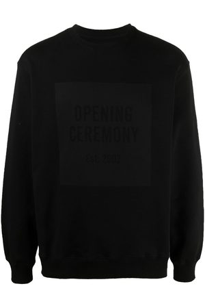 Opening Ceremony Sweatshirt med logotyp