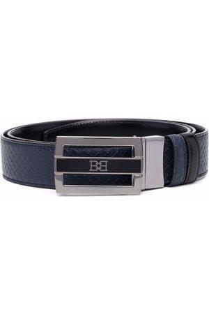 Bally Owen woven leather belt