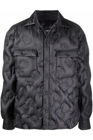 Dolce & Gabbana Logo-quilt jacket