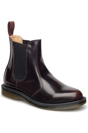 Dr. Martens Flora Shoes Boots Ankle Boots Ankle Boot - Flat