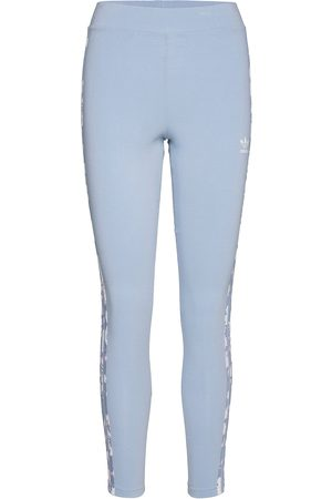 adidas Medium Waist Tights W Leggings Blå