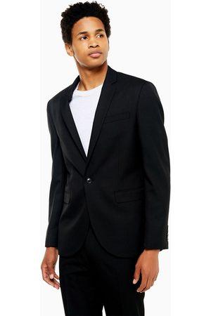 Topman – enkelknäppt kavaj med smal passform, del av kostym
