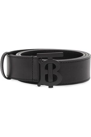 Burberry Man Bälten - Bälte med monogram
