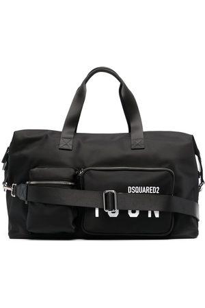 Dsquared2 Man Resväskor - Resväska med logotyp