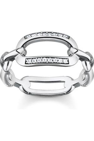 Thomas Sabo Kvinna Ringar - Ring länkar silver