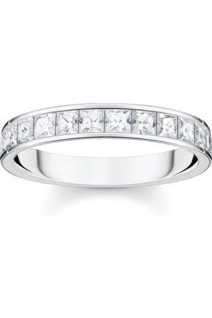 Thomas Sabo Kvinna Ringar - Ring stenar pavé silver