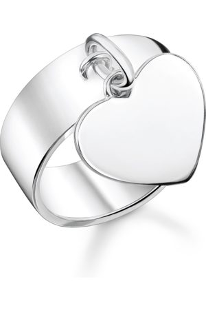 Thomas Sabo Kvinna Ringar - Ring med hjärta silver