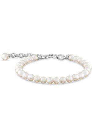 Thomas Sabo Kvinna Armband - Armband pärlor silver