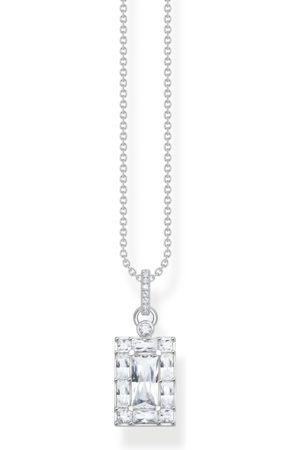 Thomas Sabo Halsband sten silver