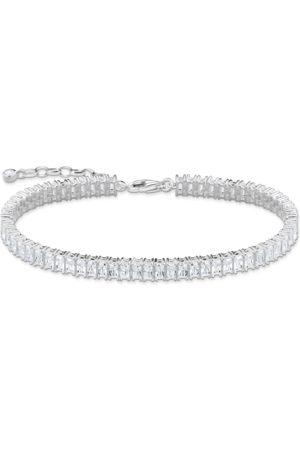 Thomas Sabo Kvinna Armband - Tennisarmband silver