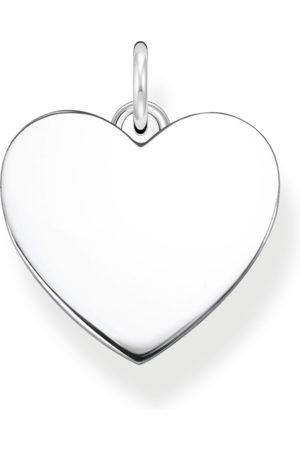 Thomas Sabo Kvinna Halsband - Hängsmycke hjärta silver