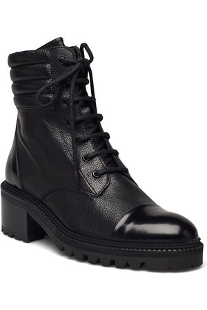 Billi Bi Booties Shoes Boots Ankle Boots Ankle Boot - Flat Svart