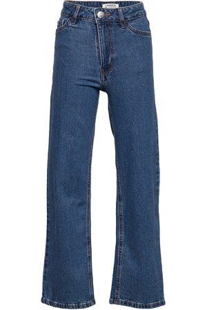 Lindex Trousers Denim Vanja Medium Bl Jeans