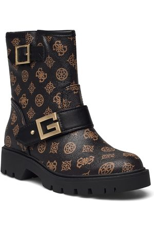 Guess Kvinna Ankelboots - Ragner2 Shoes Boots Ankle Boots Ankle Boot - Flat