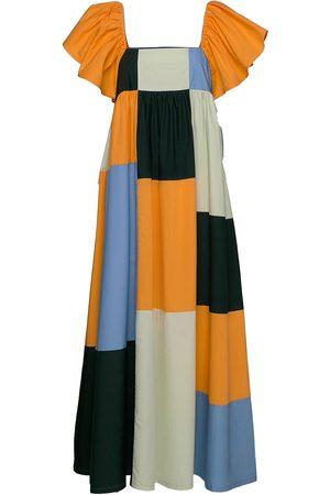 Résumé Farezrs Dress Maxiklänning Festklänning Multi/mönstrad