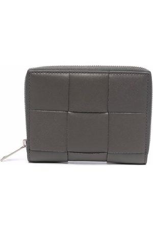 Bottega Veneta Man Plånböcker - Intrecciato plånbok med dragkedja