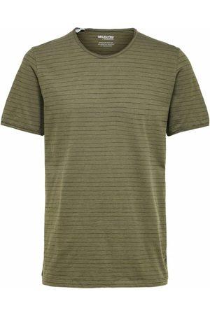 SELECTED T-shirt 'SLHMORGAN