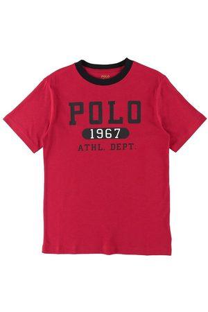 Ralph Lauren Polo T-shirt - Classics - Ralph Red