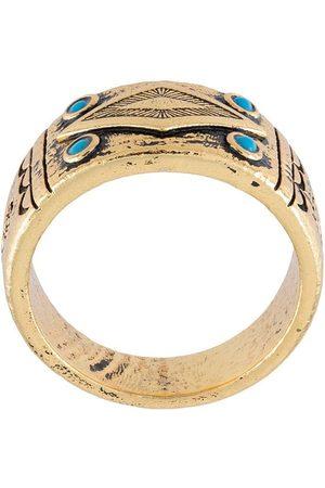 Nialaya Graverad ring