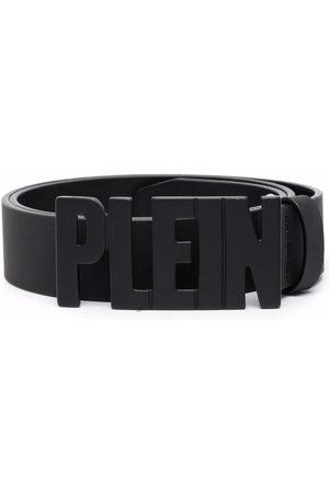 Philipp Plein Man Bälten - Plein bälte med logotyp