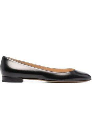 Francesco Russo Ballerina Shoes