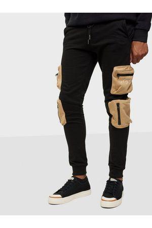 Denim Project Dp 3D Sweatpants Byxor & shorts Black