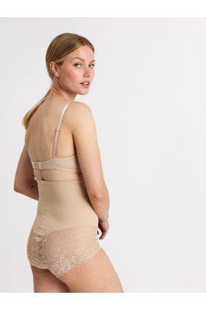 Lindex Kvinna Shape underkläder - High waist shapingtrosa