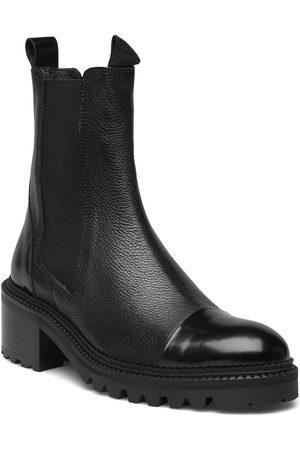 Billi Bi Booties Shoes Chelsea Boots Svart