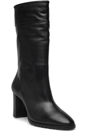 Billi Bi Long Boots Shoes Boots Ankle Boots Ankle Boot - Heel