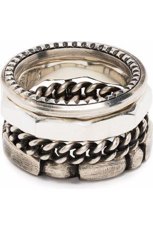 WERKSTATT:MÜNCHEN Ringar - Multi stacked ring