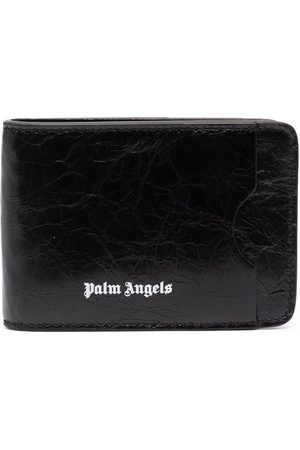 Palm Angels Logo-print wallet