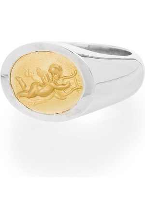 Shola Branson Man Ringar - Cupid ring i 14K guld
