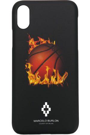 MARCELO BURLON IPhone X-slal med tryck