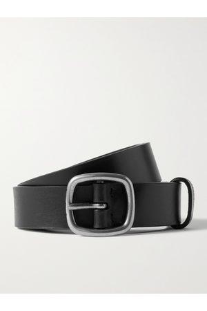 Acne Studios Man Bälten - 2.5cm Leather Belt