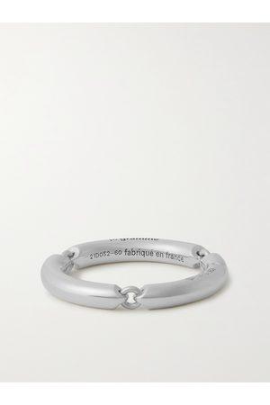 Le Gramme Man Ringar - 5g Segmented Sterling Ring
