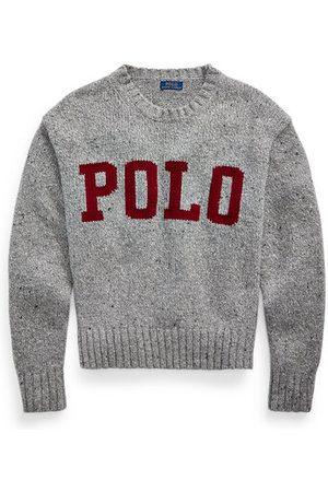 Polo Ralph Lauren Kvinna Stickade tröjor - Classic p knit