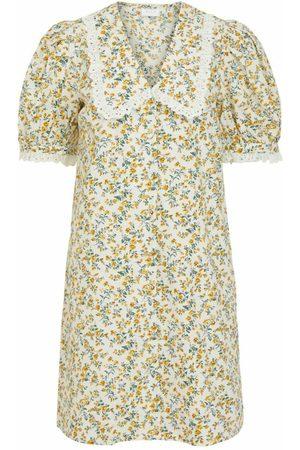 VILA Skjortklänning