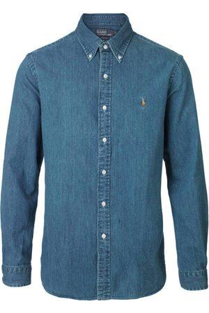 Ralph Lauren Man Jeansskjortor - Jeansskjorta