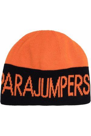 Parajumpers Mössor - Deemer logo-intarsia wool beanie
