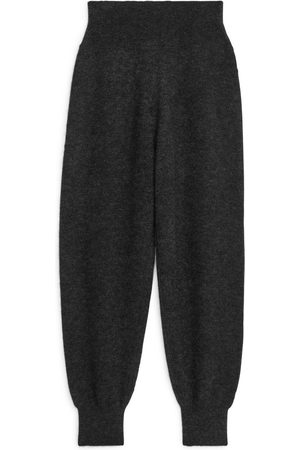 ARKET Alpaca Wool Trousers