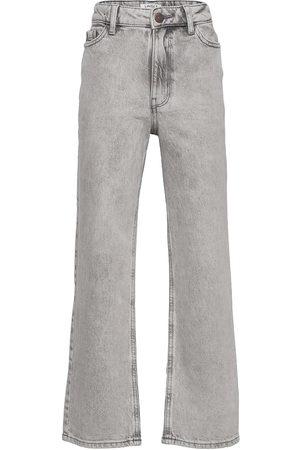 Lindex Trousers Denim Vanja Light Gre Jeans
