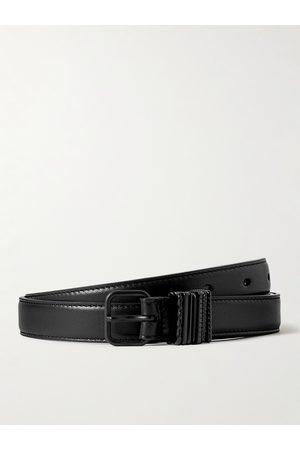 Saint Laurent Man Bälten - 2cm Leather Belt