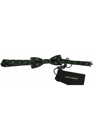 Dolce & Gabbana Man Flugor - Lion Adjustable Neck Papillon Bow Tie